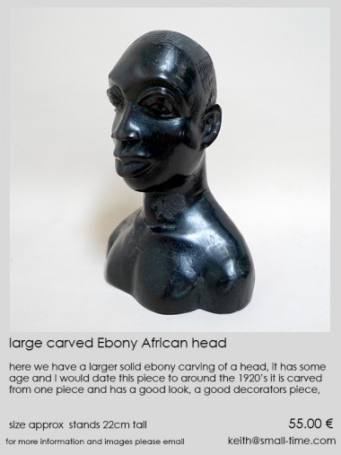 Ebony Head